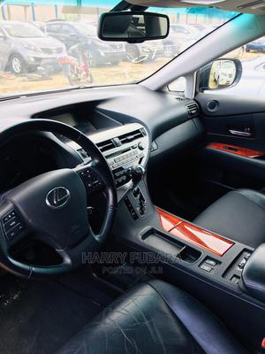 Lexus RX 2010 350 Black | Cars for sale in Rivers State, Port-Harcourt