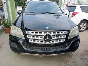 Mercedes-Benz M Class 2009 ML350 AWD 4MATIC Black | Cars for sale in Lagos State, Ikeja