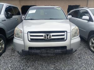 Honda Pilot 2008 EX 4x4 (3.5L 6cyl 5A) Silver   Cars for sale in Lagos State, Isolo