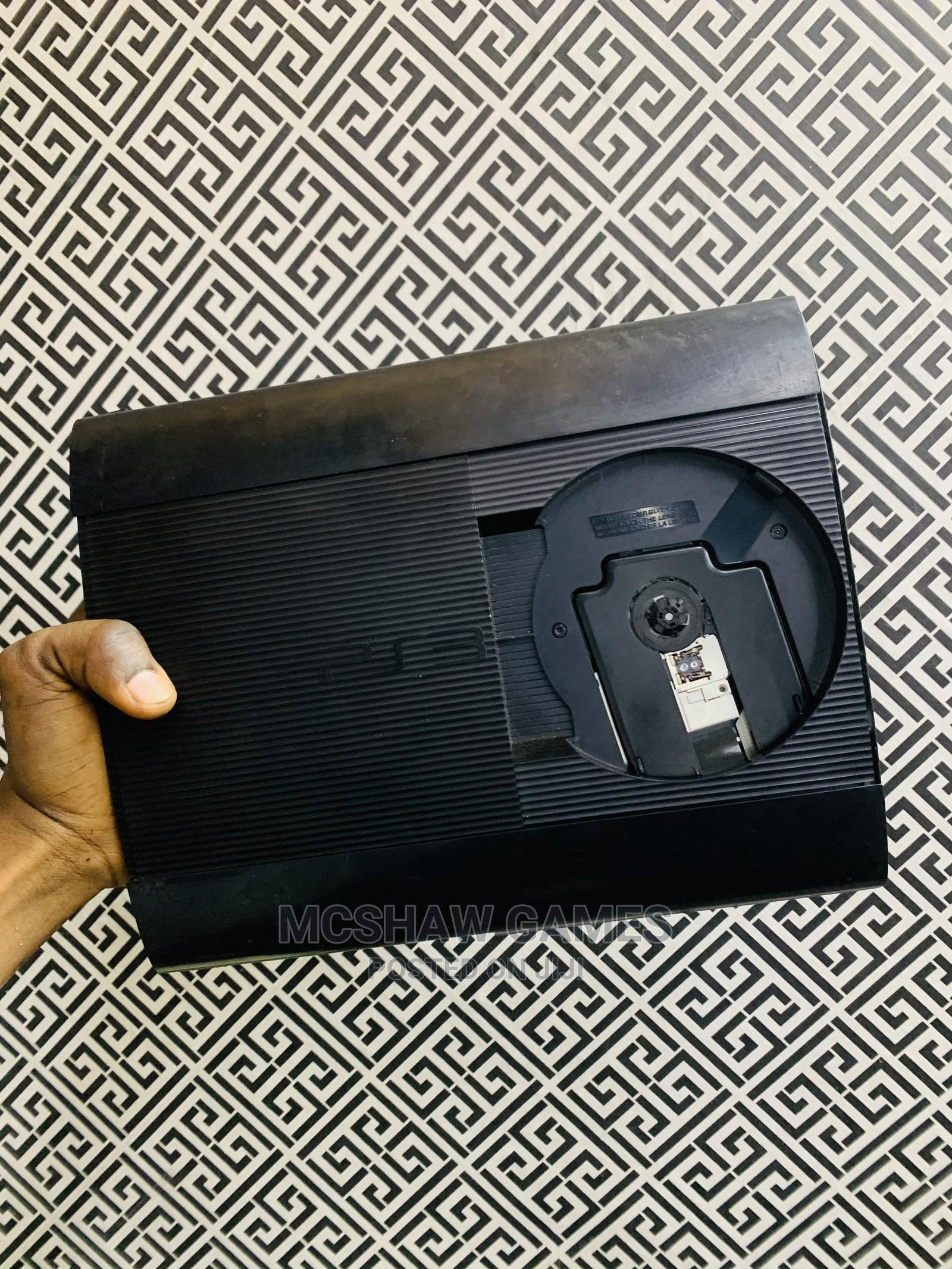 SONY PS3 Superslim Console   Video Game Consoles for sale in Lagos Island (Eko), Lagos State, Nigeria