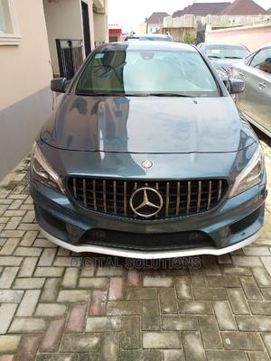 Mercedes-Benz CLA-Class 2014 Blue | Cars for sale in Lagos State, Ajah