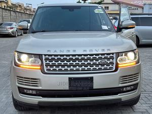 Land Rover Range Rover 2013 Gold | Cars for sale in Lagos State, Lekki
