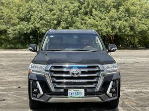 Toyota Land Cruiser 2008 5.7 V8 VX-S Black | Cars for sale in Abuja (FCT) State, Asokoro