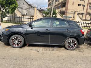 Toyota Matrix 2008 Black | Cars for sale in Lagos State, Ikeja