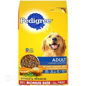 25kg Pedigree Dog Food   Pet's Accessories for sale in Abuja (FCT) State, Kubwa