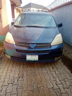 Toyota Sienna 2007 LE 4WD Blue | Cars for sale in Lagos State, Ikorodu
