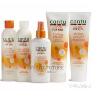 Cantu Care for Kids Hair 5 in 1 Set   Hair Beauty for sale in Lagos State, Amuwo-Odofin