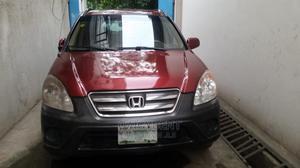 Honda CR-V 2004 2.0i ES Automatic Red | Cars for sale in Lagos State, Ifako-Ijaiye