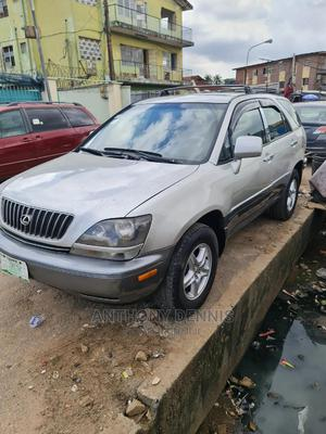 Lexus RX 1999 300 Silver   Cars for sale in Lagos State, Ilupeju