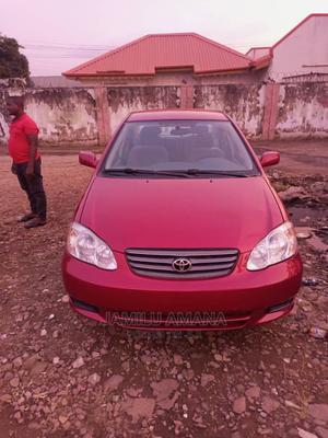 Toyota Corolla 2004 Red | Cars for sale in Kaduna State, Kaduna / Kaduna State