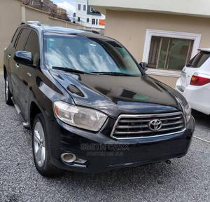 Toyota Highlander 2008 Limited Black | Cars for sale in Lagos State, Ikeja