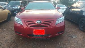 Toyota Camry 2008 Red | Cars for sale in Abuja (FCT) State, Central Business District