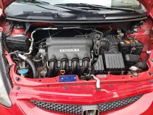 Honda Jazz 2006 1.5 VTEC Red | Cars for sale in Lagos State, Ikeja