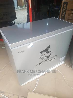 Snowsea Chest Freezer 370litters 100%Copper 2 Years Warranty | Kitchen Appliances for sale in Lagos State, Oshodi
