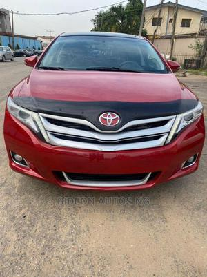 Toyota Venza 2015 Red | Cars for sale in Lagos State, Isolo