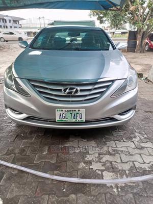 Hyundai Sonata 2013 Silver   Cars for sale in Lagos State, Ibeju