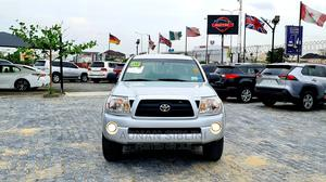 Toyota Tacoma 2008 4x4 Double Cab Silver | Cars for sale in Lagos State, Lekki