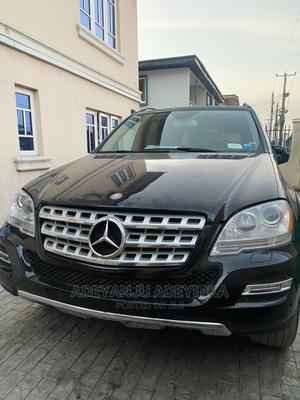 Mercedes-Benz M Class 2010 ML 350 4Matic Black | Cars for sale in Lagos State, Lagos Island (Eko)