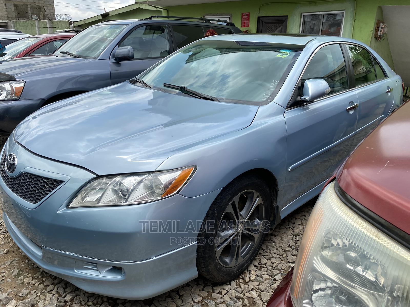 Toyota Camry 2008 Blue | Cars for sale in Agege, Lagos State, Nigeria