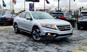 Honda Accord Crosstour 2015 EX-L w/Navigation AWD Silver   Cars for sale in Lagos State, Lekki