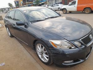 Lexus GS 2008 350 AWD Black   Cars for sale in Lagos State, Alimosho