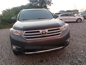 Toyota Highlander 2013 Limited 3.5l 4WD Gray   Cars for sale in Abuja (FCT) State, Gwarinpa