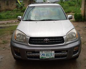 Toyota RAV4 2002 Automatic Silver | Cars for sale in Akwa Ibom State, Uyo