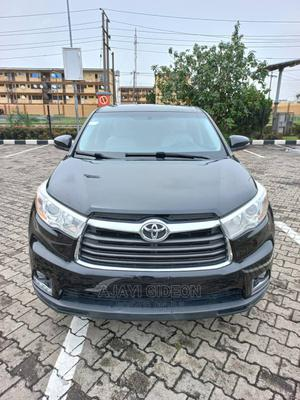 Toyota Highlander 2014 Black | Cars for sale in Lagos State, Ikorodu