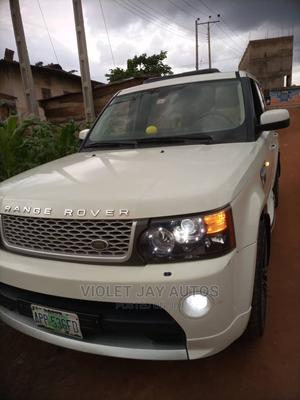 Land Rover Range Rover Vogue 2010 White | Cars for sale in Rivers State, Obio-Akpor