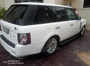 Land Rover Range Rover Vogue 2012 White | Cars for sale in Lagos State, Lekki