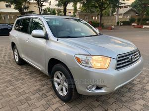 Toyota Highlander 2008 Gray   Cars for sale in Abuja (FCT) State, Mabushi