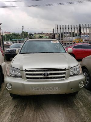 Toyota Highlander 2001 3.0 Gold   Cars for sale in Lagos State, Magodo