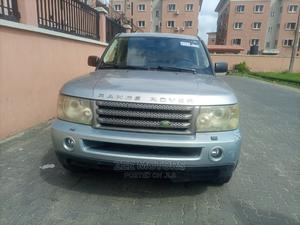 Land Rover Range Rover Sport 2007 HSE 4x4 (4.4L 8cyl 6A) Green | Cars for sale in Lagos State, Ikeja