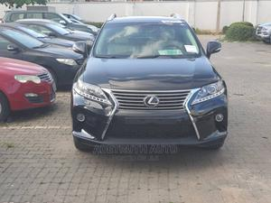 Lexus RX 2014 350 AWD Black | Cars for sale in Lagos State, Agege