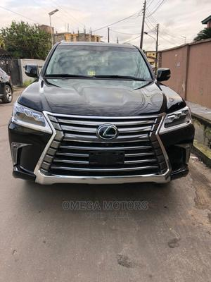 Lexus LX 2017 Black   Cars for sale in Lagos State, Surulere