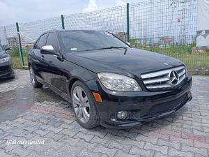 Mercedes-Benz C300 2009 Black | Cars for sale in Lagos State, Lekki