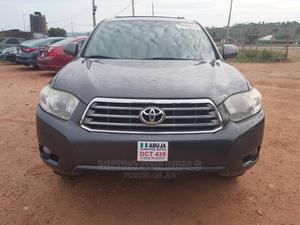 Toyota Highlander 2010 Limited Gray | Cars for sale in Abuja (FCT) State, Karu