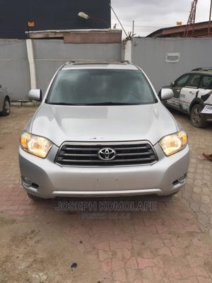 Toyota Highlander 2008 4x4 Silver   Cars for sale in Abuja (FCT) State, Lugbe District