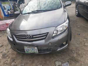 Toyota Corolla 2009 Gray | Cars for sale in Rivers State, Obio-Akpor