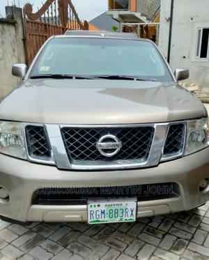 Nissan Pathfinder 2008 Gray | Cars for sale in Rivers State, Port-Harcourt