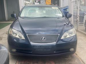 Lexus ES 2008 350 Blue   Cars for sale in Lagos State, Shomolu