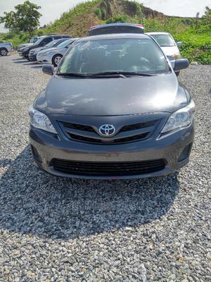 Toyota Corolla 2012 Gray | Cars for sale in Abuja (FCT) State, Gwarinpa
