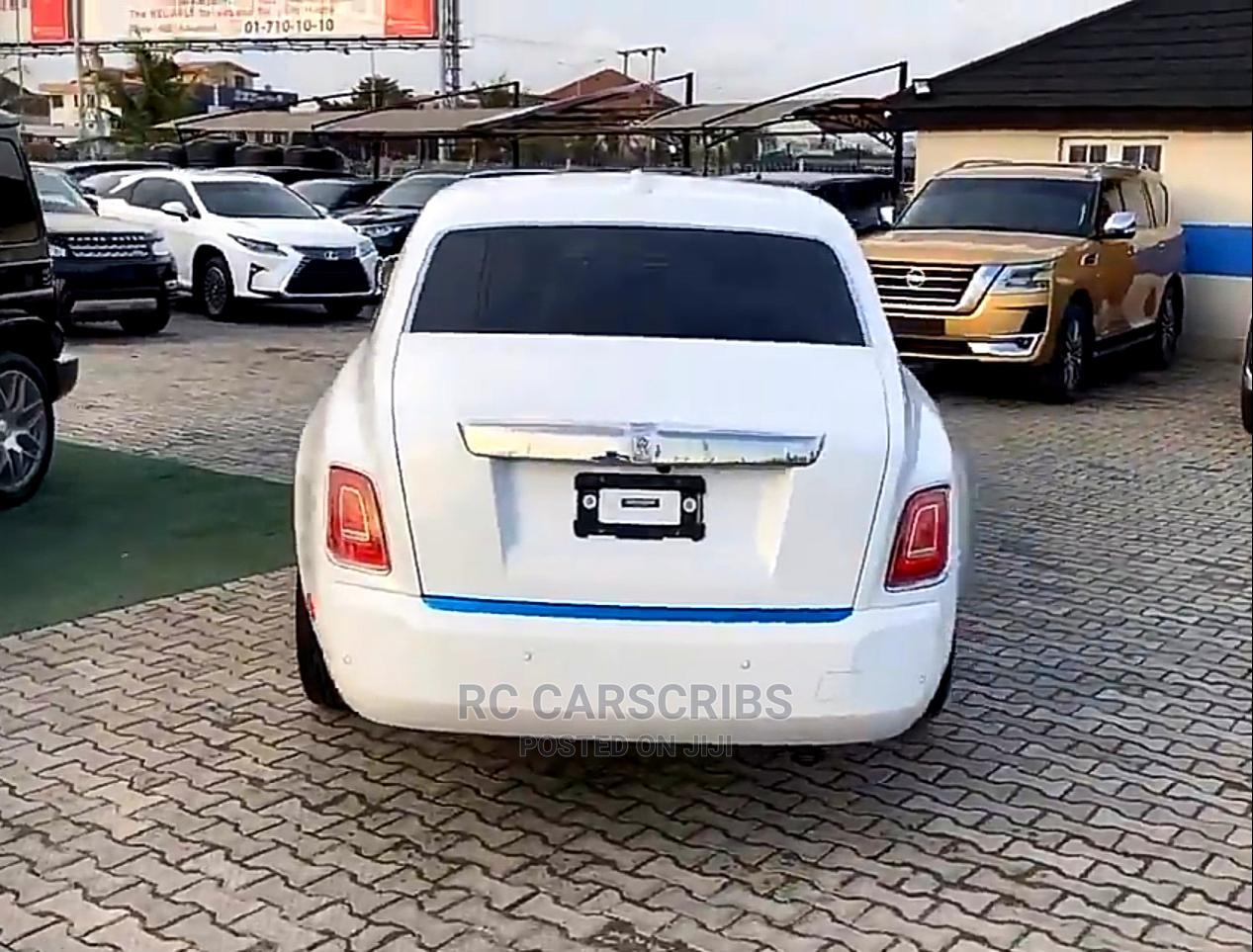 Rolls-Royce Phantom 2020 Base EWB White | Cars for sale in Lekki, Lagos State, Nigeria