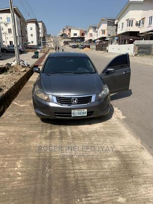 Honda Accord 2008 2.0 Comfort Automatic Gray | Cars for sale in Abuja (FCT) State, Gwarinpa