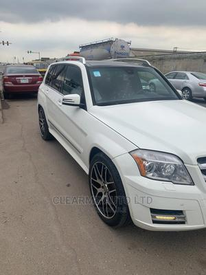 Mercedes-Benz GLK-Class 2011 350 4MATIC White | Cars for sale in Lagos State, Ikeja