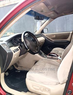 Toyota Highlander 2004 Limited V6 4x4 | Cars for sale in Lagos State, Lekki