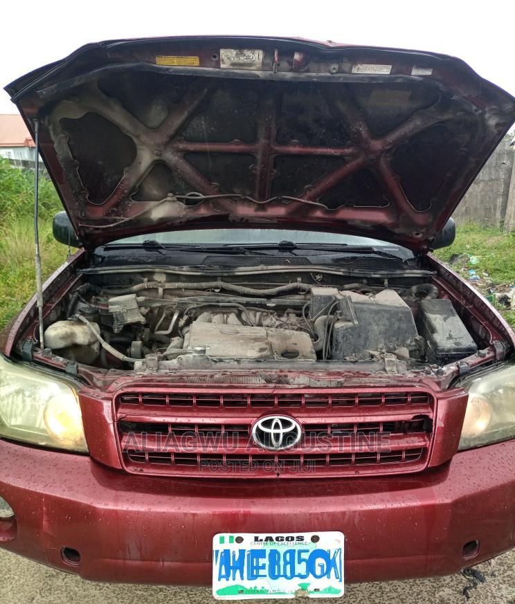 Toyota Highlander 2004 Limited V6 4x4 | Cars for sale in Lekki, Lagos State, Nigeria