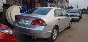Honda Civic 2007 1.8i-Vtec EXi Automatic Silver   Cars for sale in Lagos State, Surulere