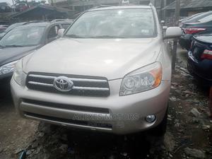 Toyota RAV4 2005 4x4 Gold | Cars for sale in Lagos State, Amuwo-Odofin