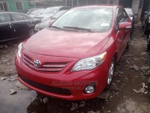 Toyota Corolla 2011 Red | Cars for sale in Lagos State, Amuwo-Odofin